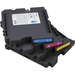 Ricoh 405702 Ink Cartridge - Cyan