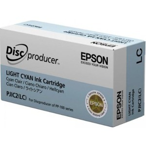 Epson S020448 Ink Cartridge - Light Cyan