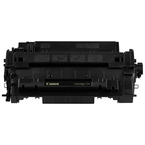 Canon 724 Toner Cartridge - Black