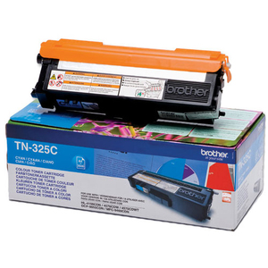 Brother TN325C Toner Cartridge - Cyan