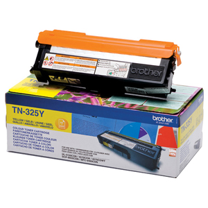 Brother TN325Y Toner Cartridge - Yellow