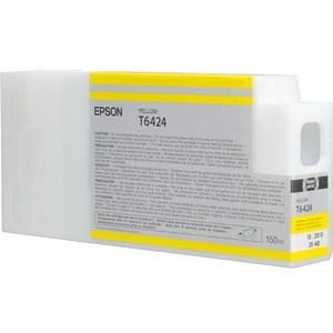 Epson UltraChrome HDR C13T642400 Ink Cartridge - Yellow