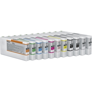 Epson UltraChrome HDR T6537 Ink Cartridge - Light Black