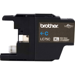 Brother LC75C Original Ink Cartridge