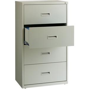 Black Lorell Lateral File Divider Kit