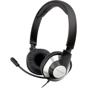 Creative ChatMax HS-720 Wired 30 mm Stereo Headset