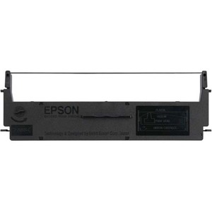 Epson C13S015624 Ribbon - Black