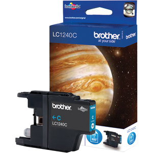 Brother LC1240C Ink Cartridge - Cyan