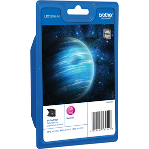 Brother LC1280XLM Ink Cartridge - Magenta