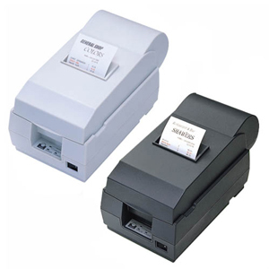 Epson TM-U220D Dot Matrix Printer - Colour - Receipt Print