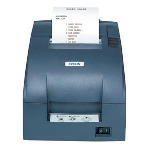 Epson TM-U220B Dot Matrix Printer - Colour - Receipt Print