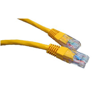 Cables Direct ERT-601.5Y Cat6 Network Cable 1.5m  Yellow