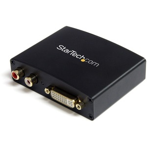 StarTech.com DVI to HDMI Video Converter with Audio - Functions: Signal Conversion