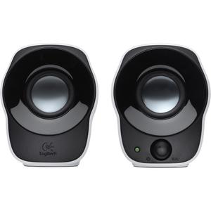 Logitech Z120 2.0 Speaker System - 1.20 W RMS