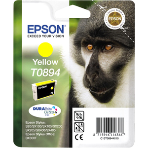 Epson DURABrite T0894 Ink Cartridge - Yellow