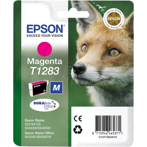Epson DURABrite T1283 Ink Cartridge - Magenta