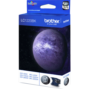 Brother Innobella LC1220BK Ink Cartridge - Black