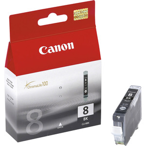 Canon CLI-8BK Ink Cartridge - Black