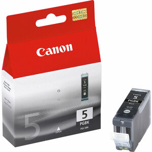 Canon PGI-5BK Ink Cartridge - Black