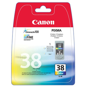 Canon CL-38 Ink Cartridge - Colour