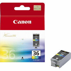 Canon CLI-36 Ink Cartridge - Colour