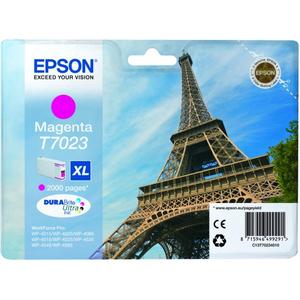 Epson DURABrite Ultra C13T70234010 Ink Cartridge - Magenta