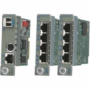 Omnitron Systems Multiplexers and Carrier