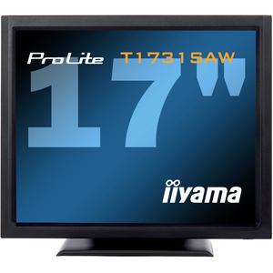 iiyama ProLite T1731SAW-1 43.2 cm 17inch LCD Touchscreen Monitor - 5 ms