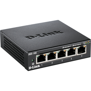 D-Link DGS-105 5 Ports Ethernet Switch