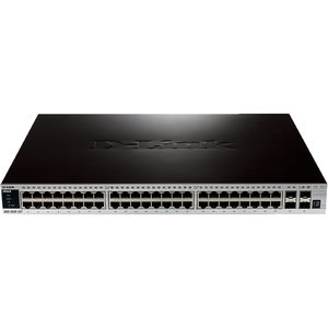 D-Link xStack DGS-3420-52T 48 Ports Manageable Layer 3 Switch