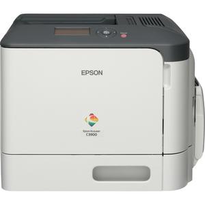 Epson AcuLaser C3900N Laser Printer - Colour - 1200 x 1200 dpi Print - Plain Paper Print - Desktop