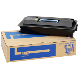 Kyocera TK-725 Toner Cartridge - Black