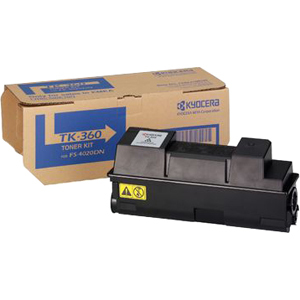 Kyocera TK-360 Toner Cartridge - Black