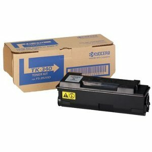 Kyocera TK-340 Toner Cartridge - Black