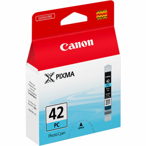 Canon CLI-42PC Ink Cartridge - Photo Cyan