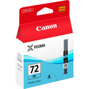 Canon LUCIA PGI-72PC Ink Cartridge - Photo Cyan