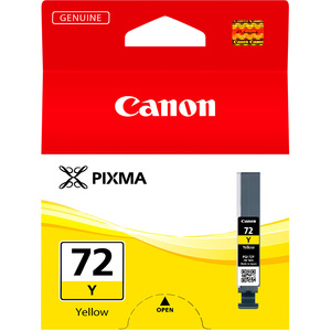 Canon LUCIA PGI-72Y Ink Cartridge - Yellow