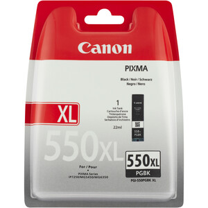 Canon PGI-550PGBK XL Ink Cartridge - Pigment Black