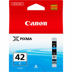 Canon CLI-42C Ink Cartridge - Cyan