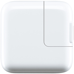 Apple 12 W AC Adapter - For iPhone, iPod, iPad