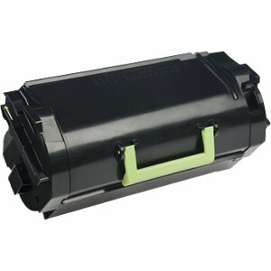 Lexmark Unison 522 Toner Cartridge - Black