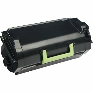 Lexmark Unison 522H Toner Cartridge - Black