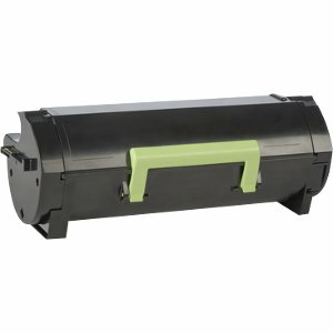 Lexmark Unison 602H Toner Cartridge - Black