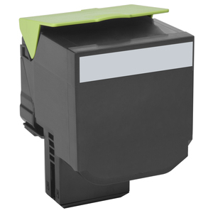 Lexmark 702XKE Toner Cartridge - Black