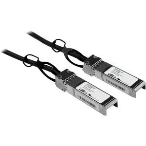 StarTech.com 2m Cisco Compatible SFPplus 10-Gigabit Ethernet 10GbE Twinax Direct Attach Cable