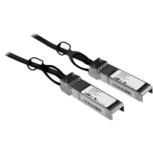 StarTech.com 5m Cisco Compatible SFPplus 10-Gigabit Ethernet 10GbE Twinax Direct Attach Cable