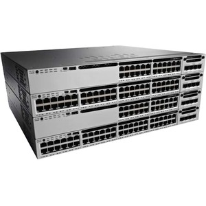 Catalyst Cisco Switch POE WS-C3850-48F-E New