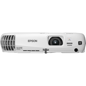 Epson EB-W16 3D LCD Projector - HDTV - 16:10