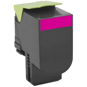 Lexmark Unison 802SM Toner Cartridge - Magenta