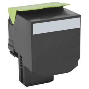Lexmark Unison 802SK Toner Cartridge - Black